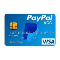 Visa Virtual Credit Card (VCC) For Paypal – Vccselling